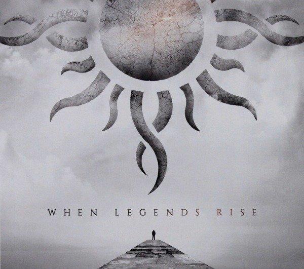 GODSMACK When Legends Rise LP