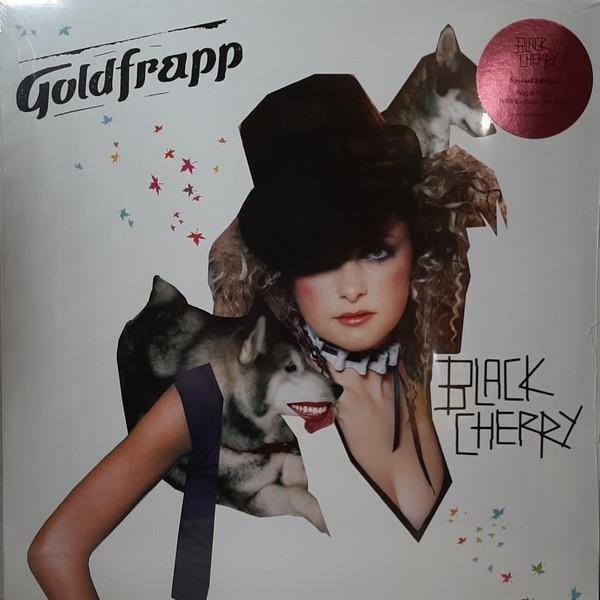GOLDFRAPP Black Cherry LP