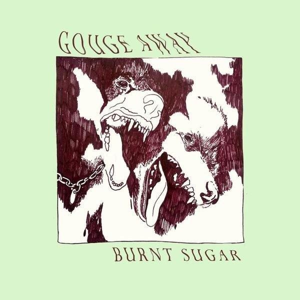 GOUGE AWAY Burnt Sugar (INDIE Exclusive - Transparent Green) LP