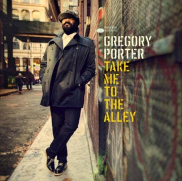 GREGORY PORTER Take Me To The Alley  2LP