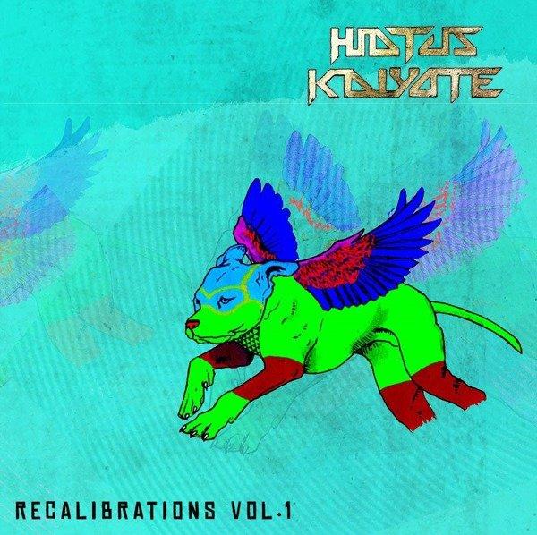 HIATUS KAIYOTE Recalibrations Vol. 1 LP