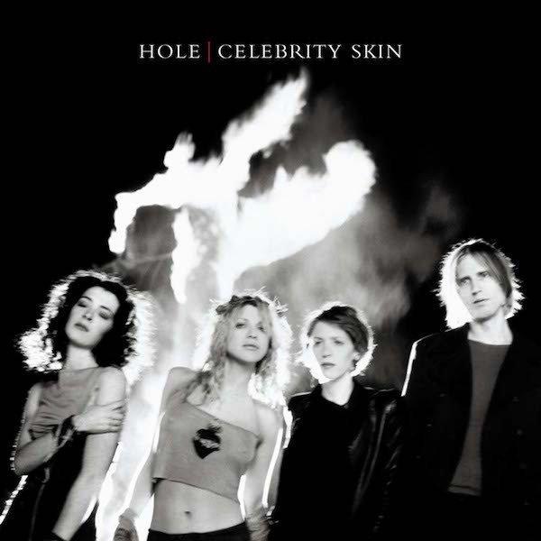 HOLE Celebrity Skin LP (Coloured Vinyl)
