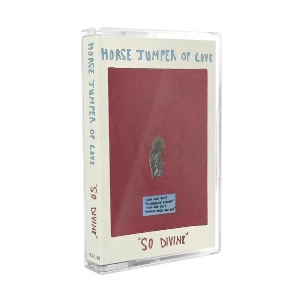 HORSE JUMPER OF LOVE So Divine (GOLD Vinyl) LP