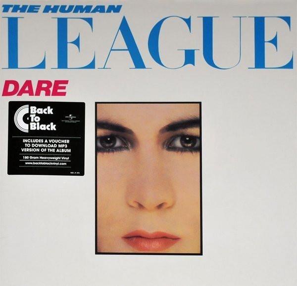 HUMAN LEAGUE Dare! LTD LP