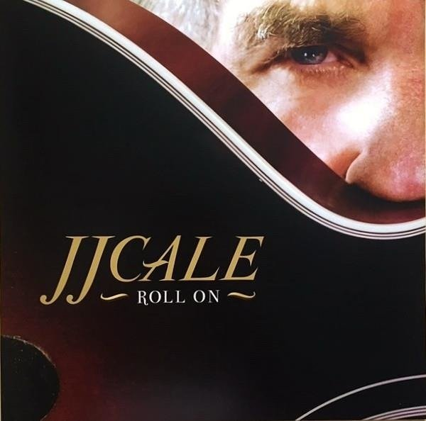 J.J. CALE Roll On LP+CD