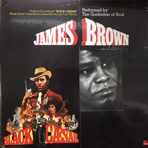 JAMES BROWN Black Caesar LP