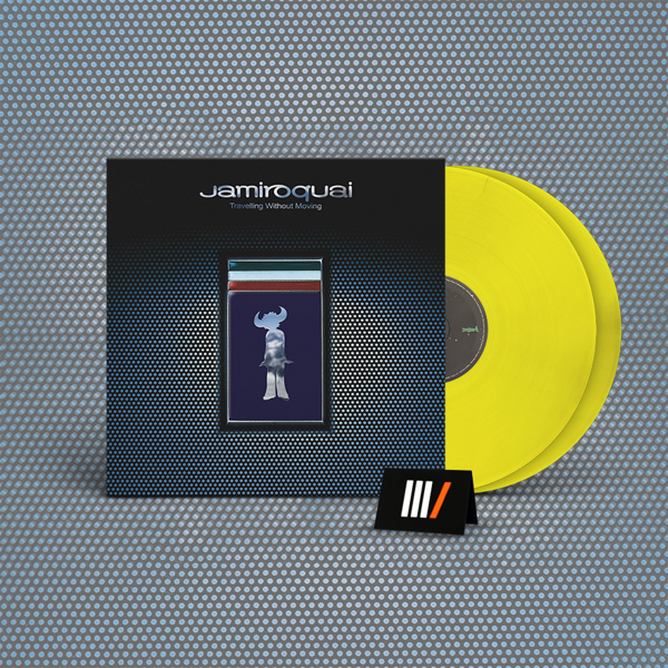JAMIROQUAI Travelling Without Moving (25th Anniversary Edition) 2LP