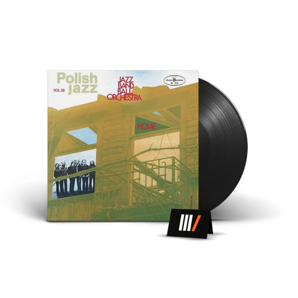 JAZZ BAND BALL ORCHESTRA Home LP POLISH JAZZ