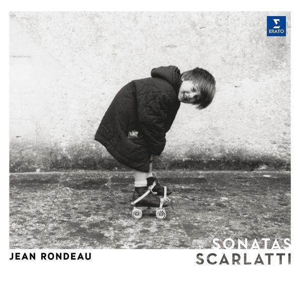 JEAN RONDEAU Scarlatti: Sonatas LP