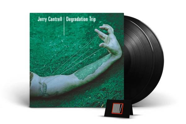 JERRY CANTRELL Degradation Trip 2LP