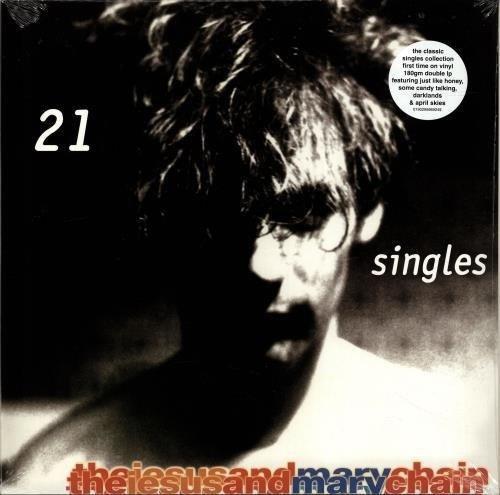 JESUS & MARY CHAIN 21 Singles 2LP
