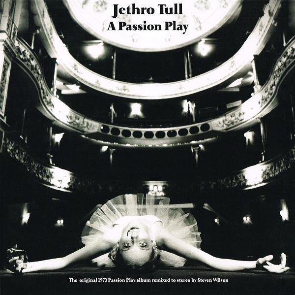 JETHRO TULL A Passion Play - An Extended Perormance LP
