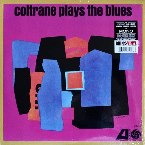 JOHN COLTRANE Coltrane Plays The Blues (MONO Remaster) LP