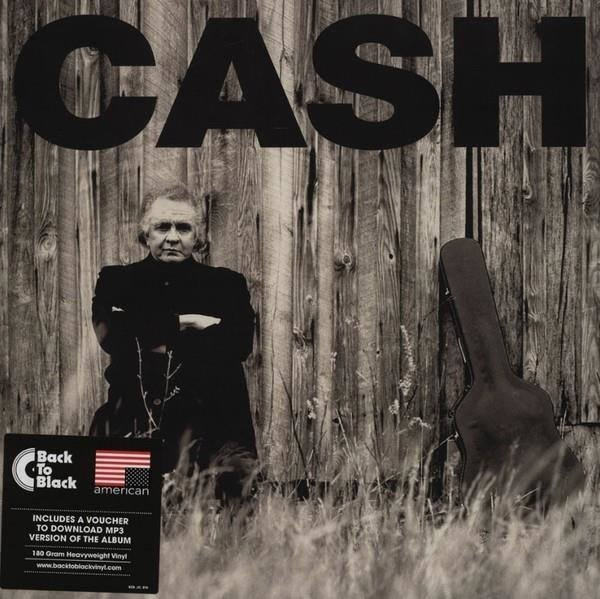 JOHNNY CASH American II: Unchained LP