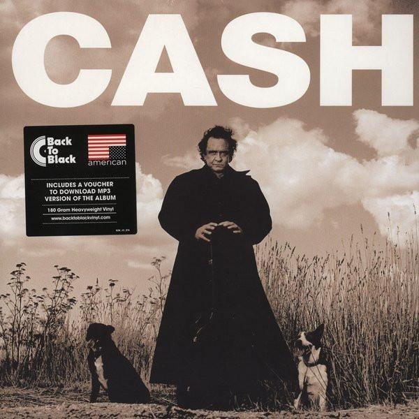 JOHNNY CASH American Recordings LP