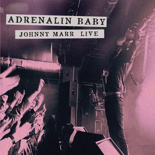 JOHNNY MARR Adrenalin Baby LP
