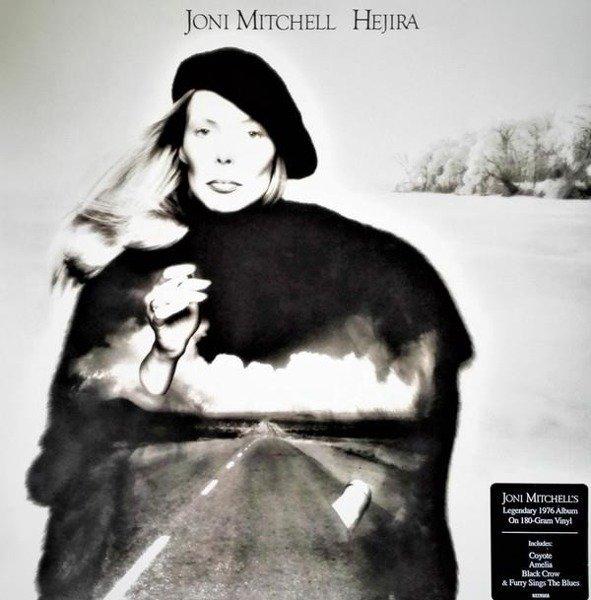 JONI MITCHELL Hejira LP