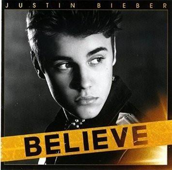 JUSTIN BIEBER Believe LP