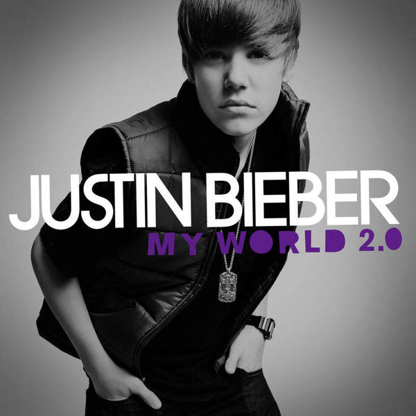 JUSTIN BIEBER My World 2.0 LP