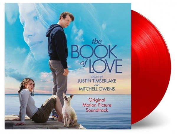 JUSTIN TIMBERLAKE Book of Love 2LP