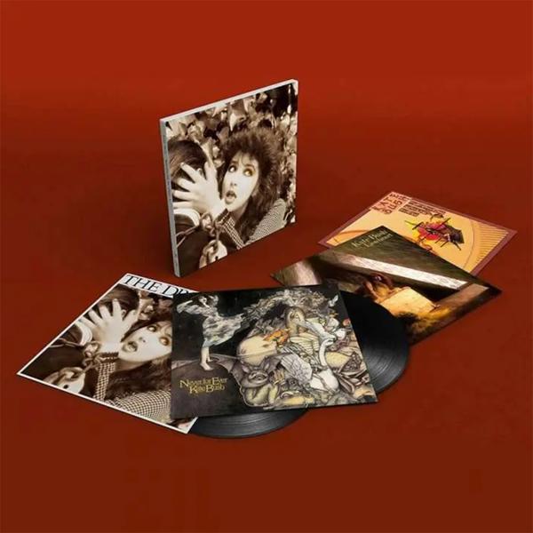 KATE BUSH Vinyl Box 1 4LP