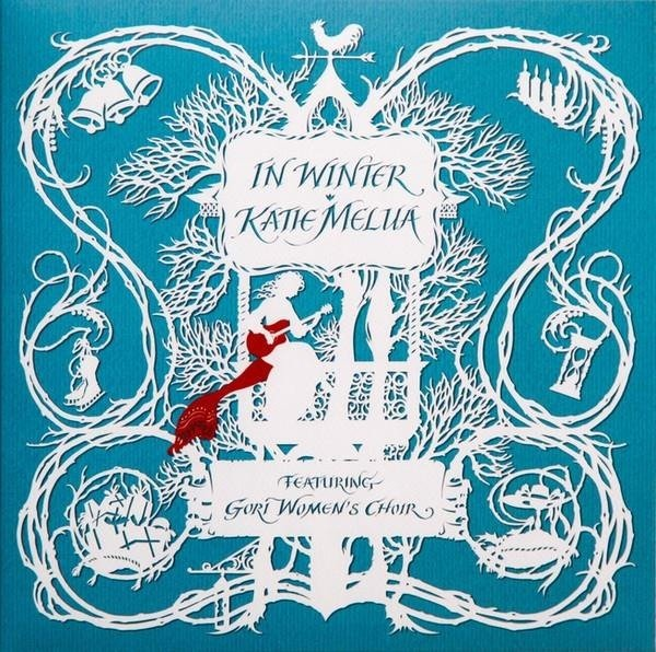 KATIE MELUA In Winter LP