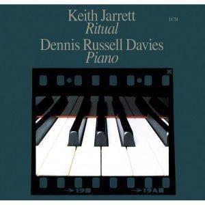 KEITH JARRETT/DENNIS RUSSELL DAVIES Ritual (REEDYCJA) LP
