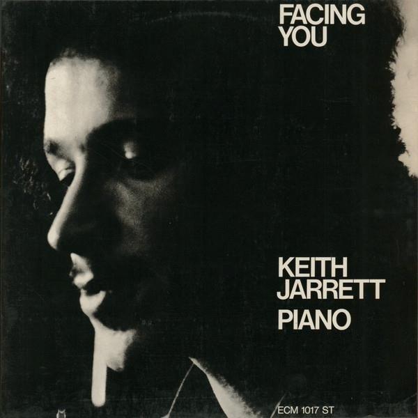 KEITH JARRETT Facing You 180g LP