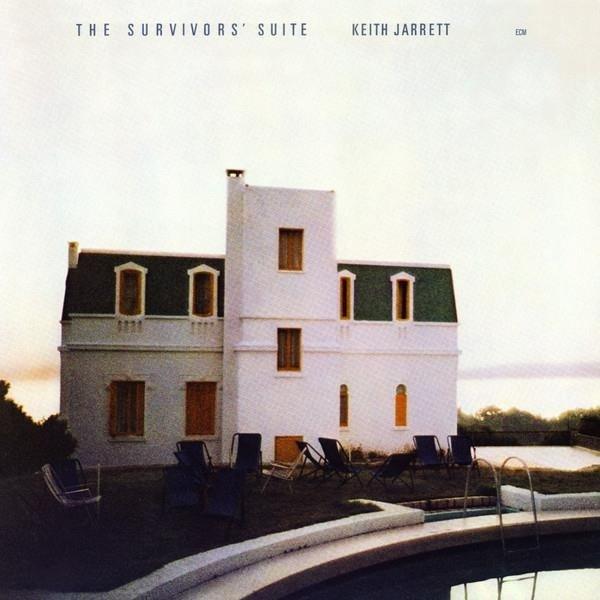 KEITH JARRETT The Survivor's Suite LP