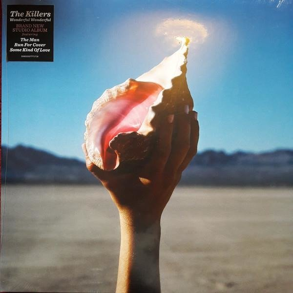 KILLERS Wonderful Wonderful LP
