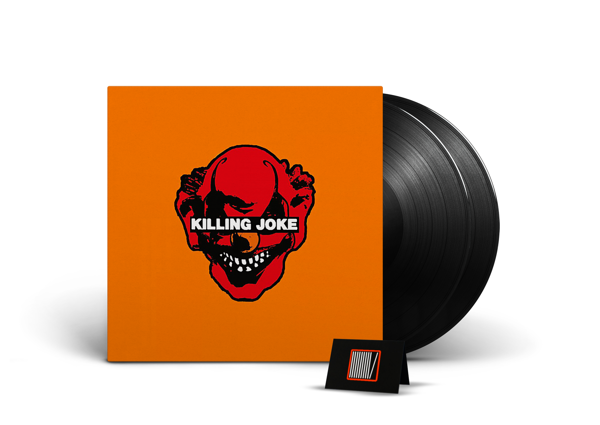 KILLING JOKE Killing Joke 2LP