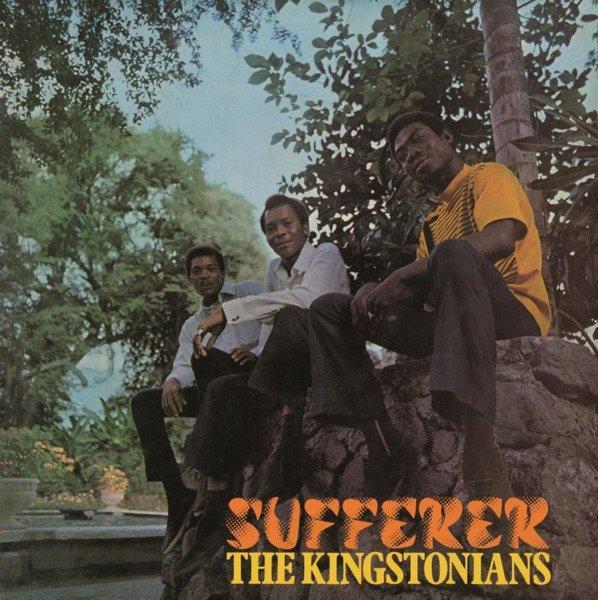KINGSTONIANS Sufferer LP (Orange Vinyl)