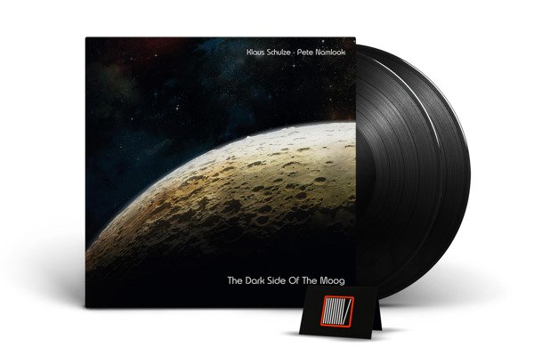 KLAUS SCHULZE Dark Side of the Moog Vol.3 2LP