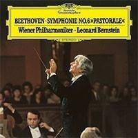 LEONARD BERNSTEIN Beethoven Symphony 6 LP