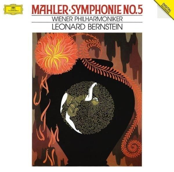 LEONARD BERNSTEIN Mahler Symphony 5 2LP
