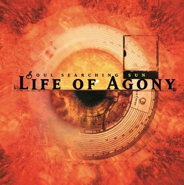 LIFE OF AGONY Soul Searching Sun LP