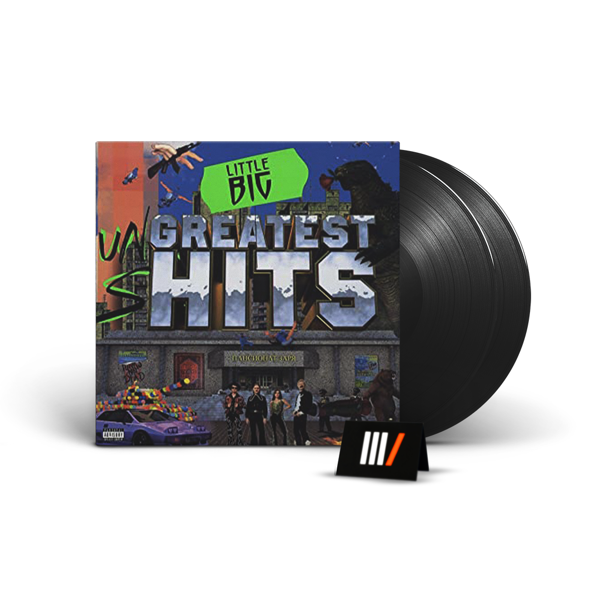 LITTLE BIG The Greatest Hits 2LP