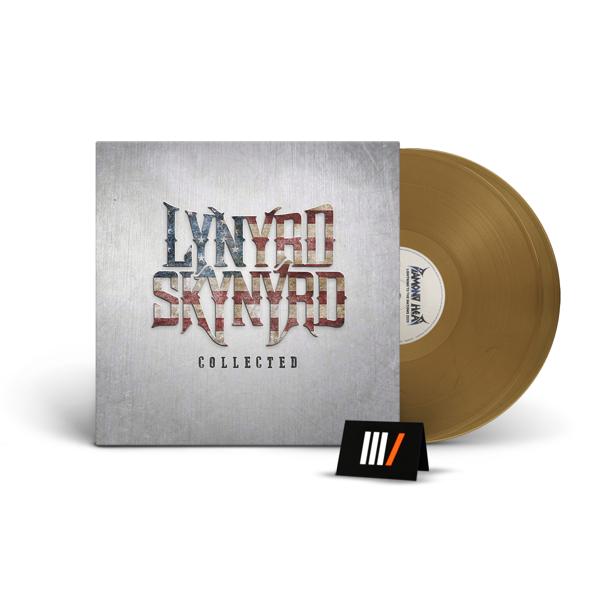 LYNYRD SKYNYRD Collected 2LP Coloured