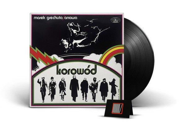 MAREK GRECHUTA Korowod LP