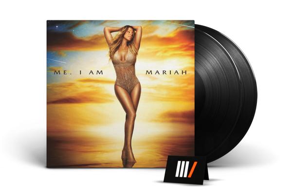 MARIAH CAREY Me. I Am Mariah... The Elusive Chanteuse 2LP