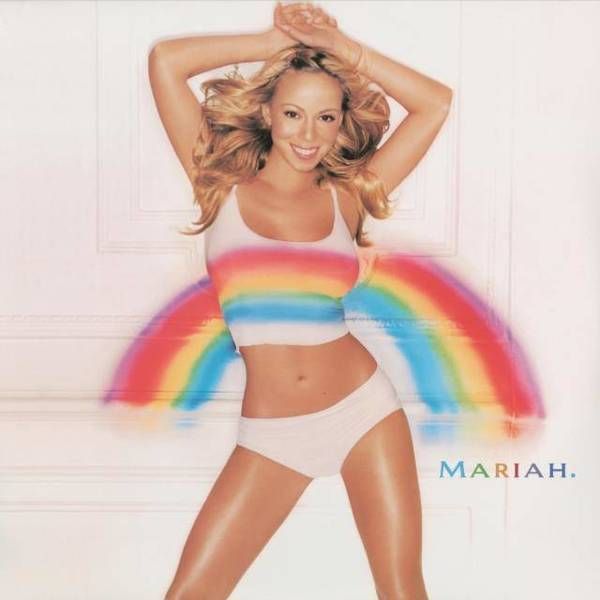 MARIAH CAREY Rainbow 2LP