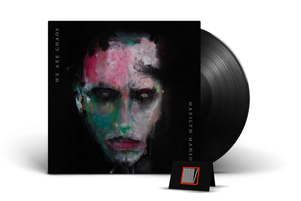MARILYN MANSON We Are Chaos LP