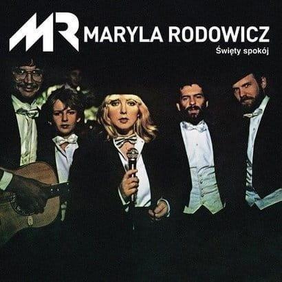 MARYLA RODOWICZ Święty Spokój LP