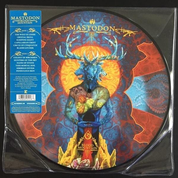 MASTODON Blood Mountain LP