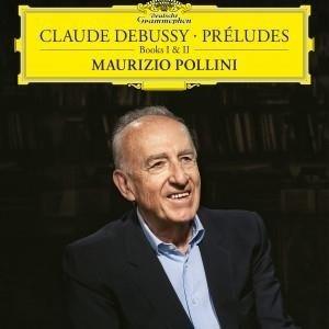 MAURIZIO POLLINI Debussy Preludes Books 1 & 2 2LP