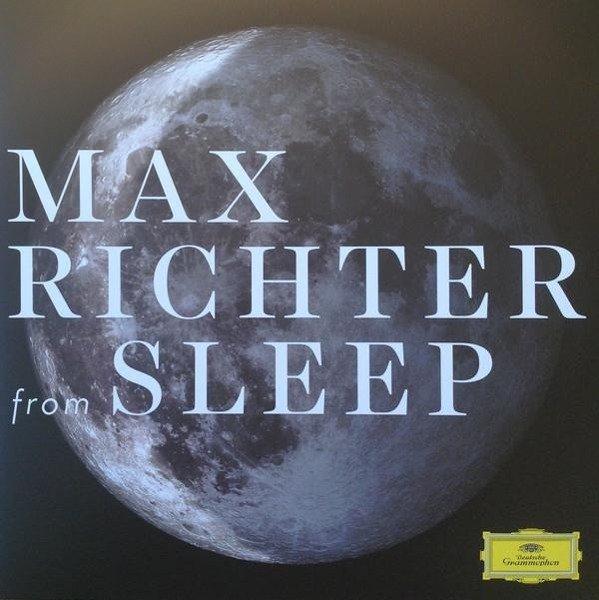 MAX RICHTER From Sleep (TRANSPARENT)  2LP
