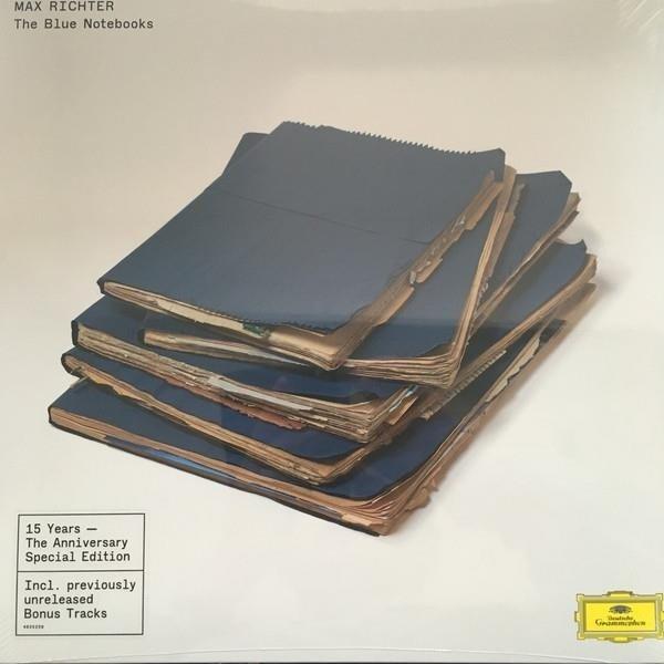 MAX RICHTER The Blue Notebooks 2LP