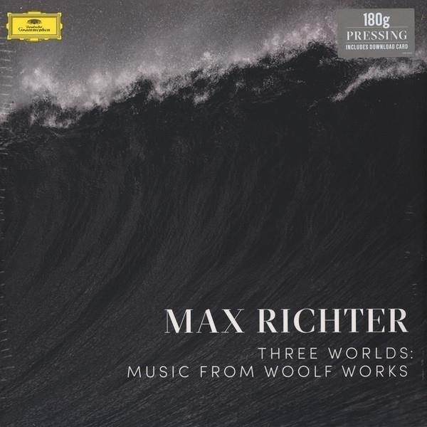 MAX RICHTER Three Worlds: Music From Woolf Works 2LP