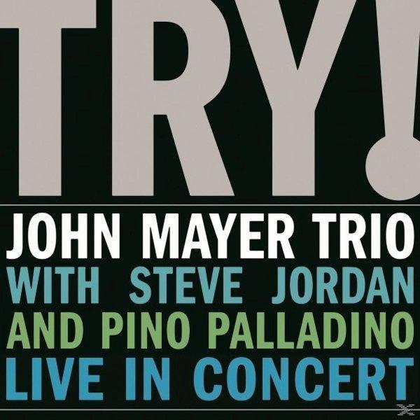 MAYER, JOHN -TRIO- Try! Live In Concert 2LP