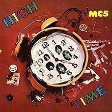 MC5 High Time LP